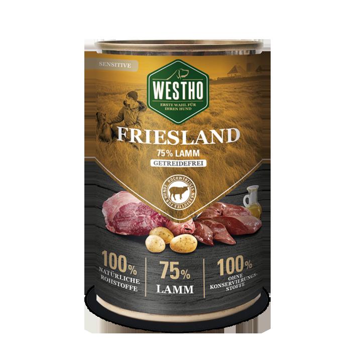 Friesland 400g (mit 75 % Weidelamm)