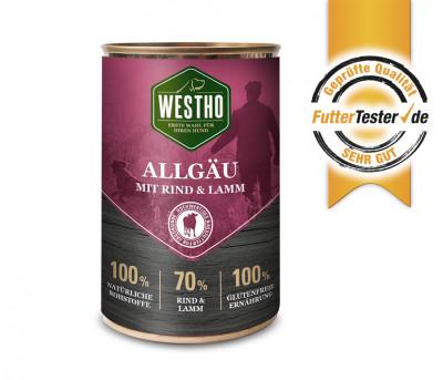Allgäu 400g (mit 70 % Black Angus Rind & Weidelamm)