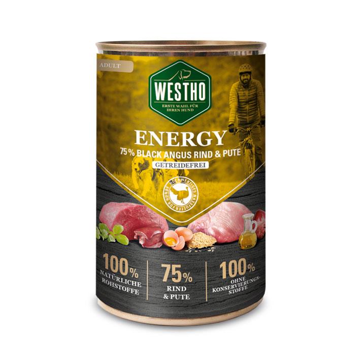 Energy 400g (mit 75 % Black Angus Rind & Pute)